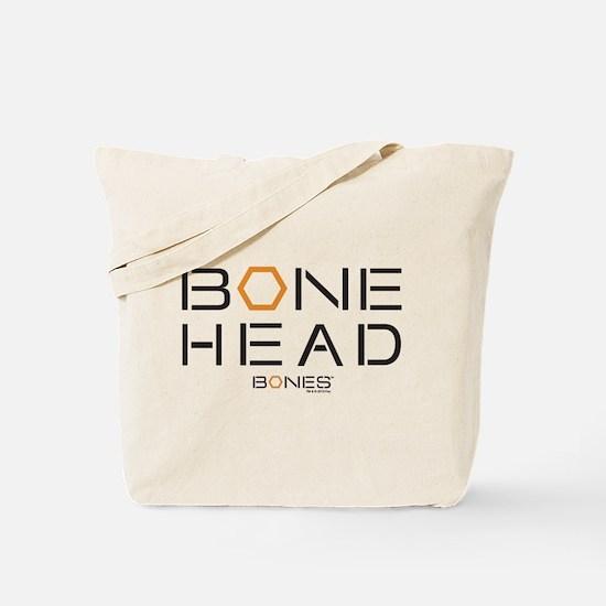 Bones Bone Head Tote Bag