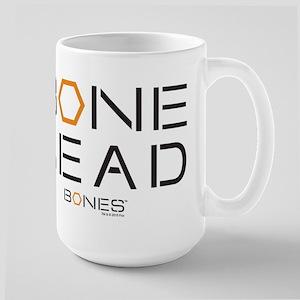 Bones Bone Head Large Mug