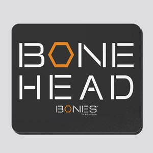 Bones Bone Head Mousepad