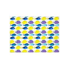 unicornfish tang surgeonfish pattern 5'x7'Area Rug