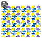 unicornfish tang surgeonfish pattern Puzzle