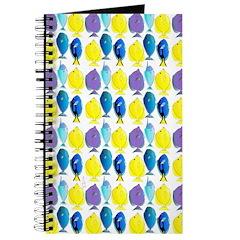 unicornfish tang surgeonfish pattern Journal