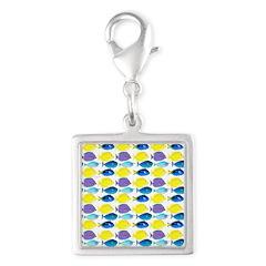 unicornfish tang surgeonfish pattern Charms
