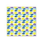Unicornfish Tang Surgeonfish Pattern Sticker