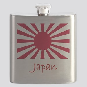 Flag And Name Flask