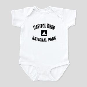 Capitol Reef National Park Infant Bodysuit