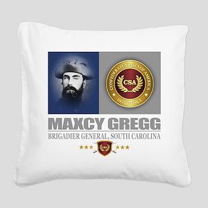 Gregg (C2) Square Canvas Pillow