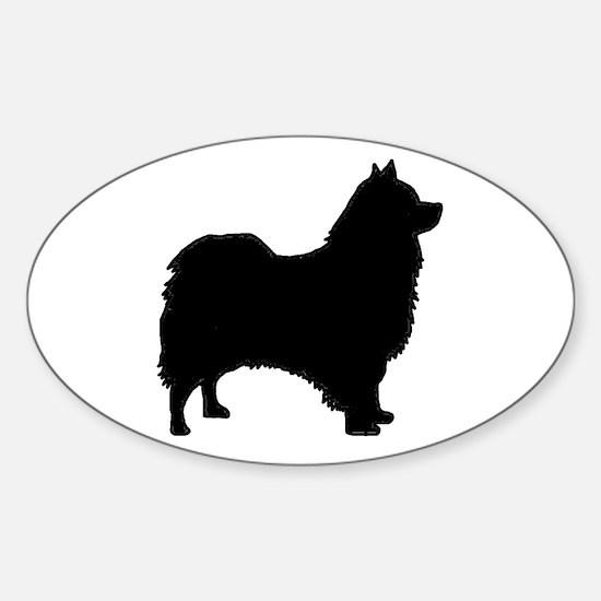 icelandic sheepdog silhouette Decal