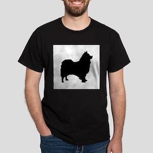 icelandic sheepdog silhouette T-Shirt