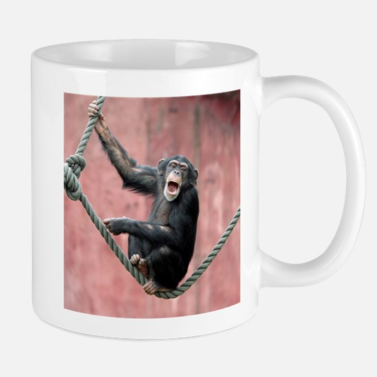 Chimpanzee001 Mugs