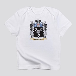 Michelotti Coat of Arms - Family Cr Infant T-Shirt