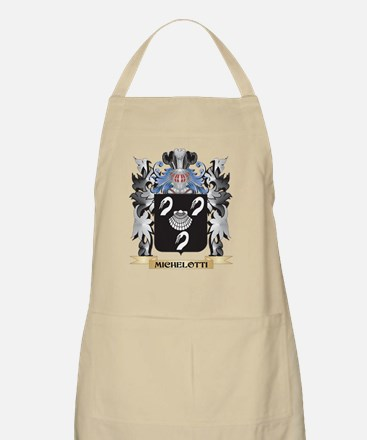 Michelotti Coat of Arms - Family Crest Apron