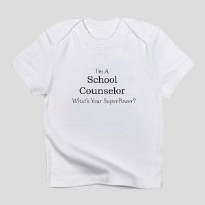 School Counselor Infant T-Shirt