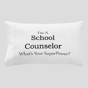 School Counselor Pillow Case