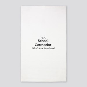 School Counselor Area Rug