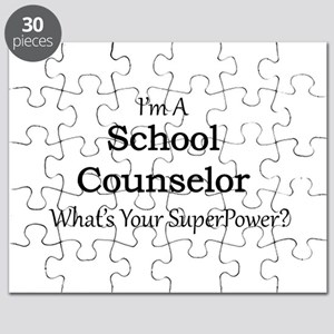 School Counselor Puzzle