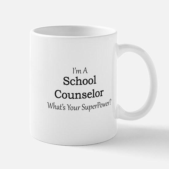School Counselor Mugs