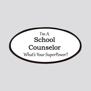 School Counselor Patch