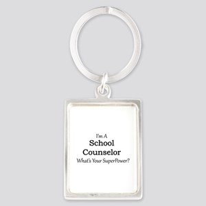 School Counselor Keychains