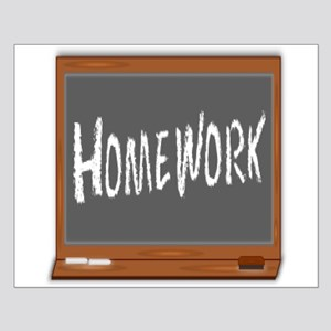 Homework Posters