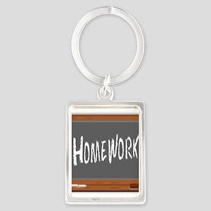 Homework Keychains