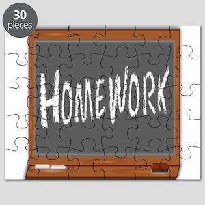 Homework Puzzle