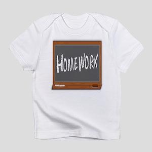 Homework Infant T-Shirt