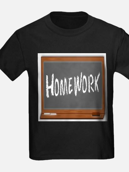 Homework T-Shirt