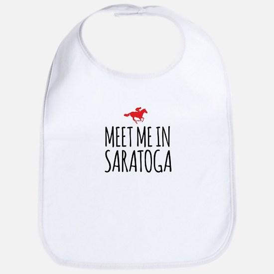 Meet Me in Saratoga Bib