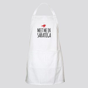 Meet Me in Saratoga Apron