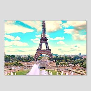 Paris Postcards (Package of 8)