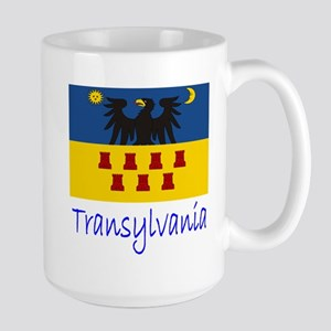 Flag And Name Large Mug