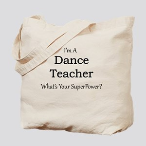 Dance Teacher Tote Bag