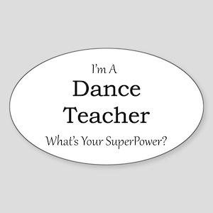 Dance Teacher Sticker