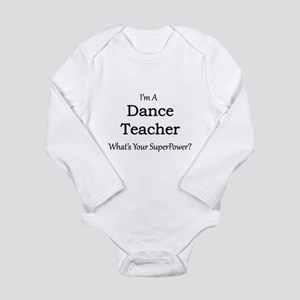 Dance Teacher Body Suit