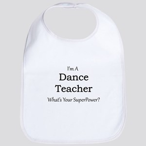 Dance Teacher Bib