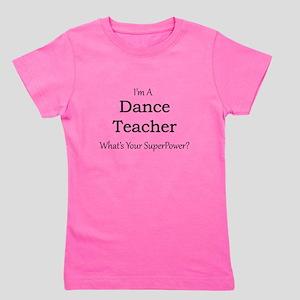 Dance Teacher Girl's Tee