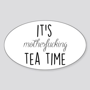 It's Tea Time Sticker