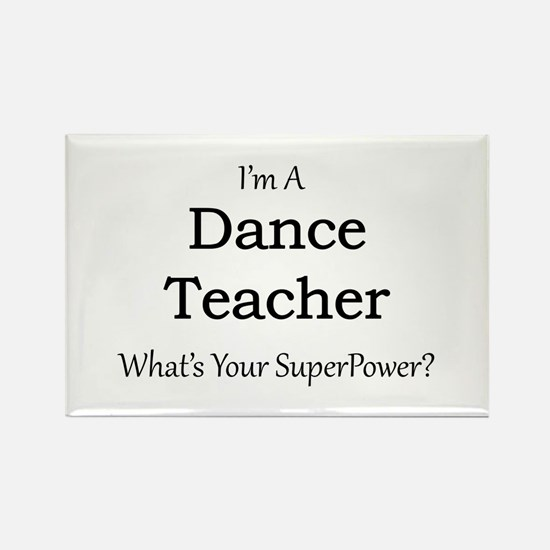 Dance Teacher Magnets