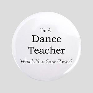Dance Teacher Button