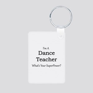 Dance Teacher Keychains