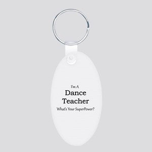 Dance Teacher Keychains
