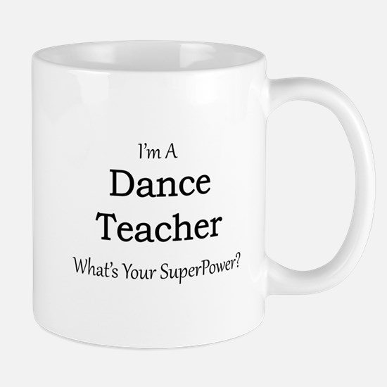 Dance Teacher Mugs