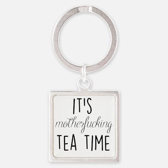 It's Tea Time Keychains