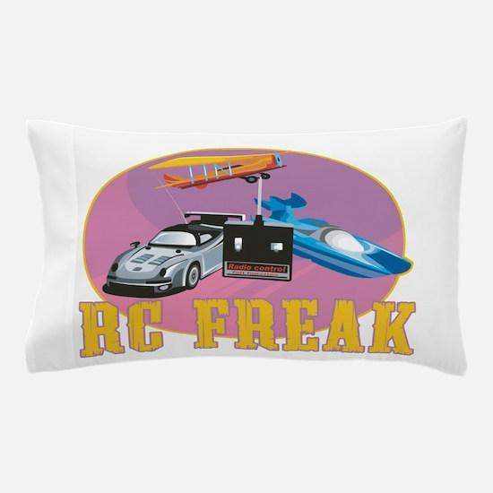 RC Freak Pillow Case