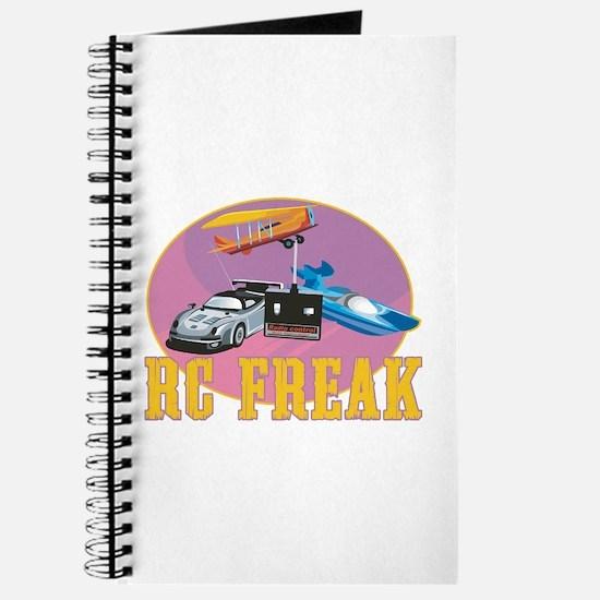 RC Freak Journal