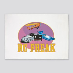 RC Freak 5'x7'Area Rug