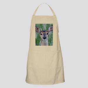 Deer in the Cattails Apron