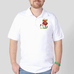 POPPY GNOME Golf Shirt