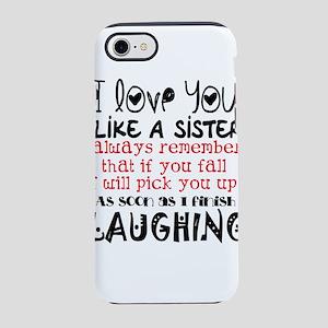 like a sis iPhone 8/7 Tough Case